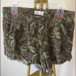 Full tilt shorts